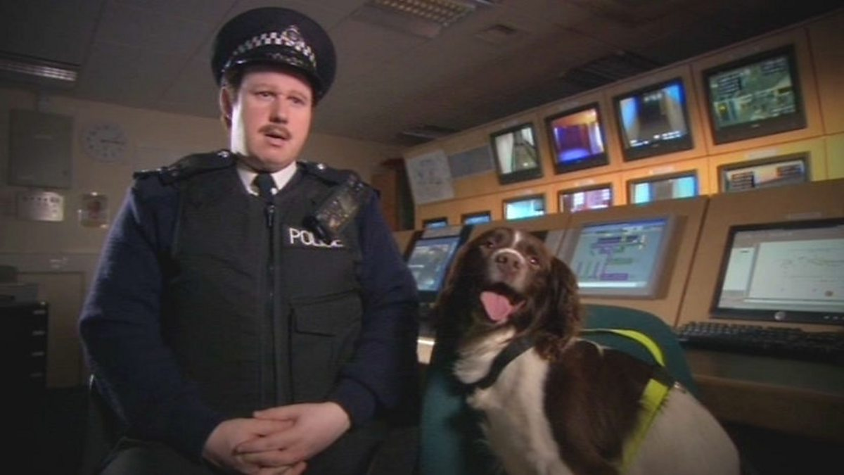 Come Fly With Me Bbc 1 Quotes: Come Fly With Me, Episode 5, Sniffer Dog