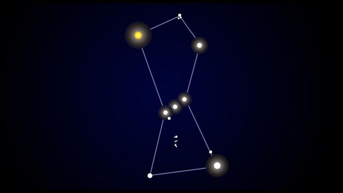 все фотография созвездие орион сети сейчас