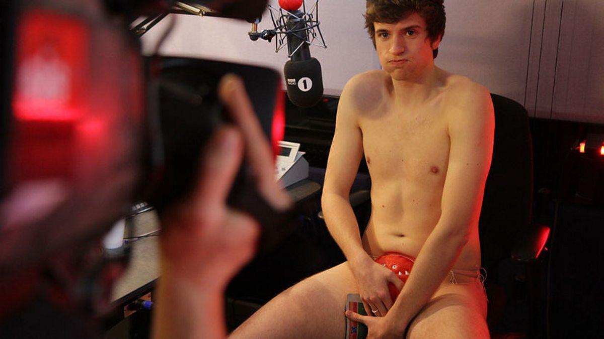 Chris moyles naked