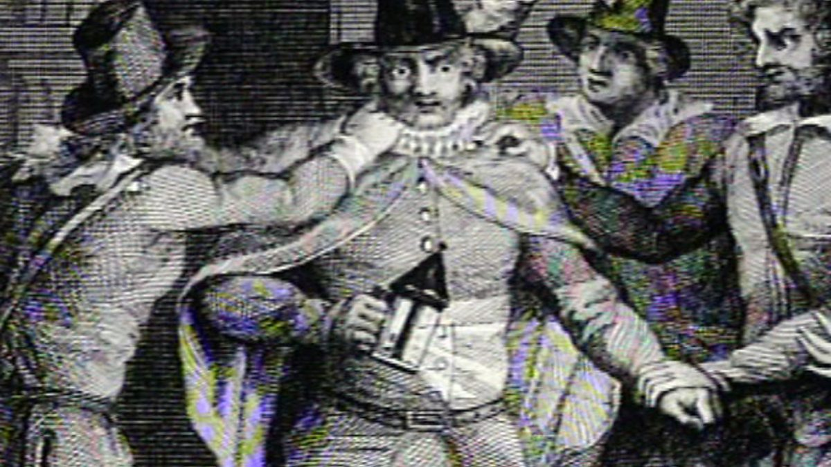 gunpowder plot essay A portrait of guy fawkes, who was executed for 'the gunpowder plot'  i have  just published my second essay on the disinformation of the.