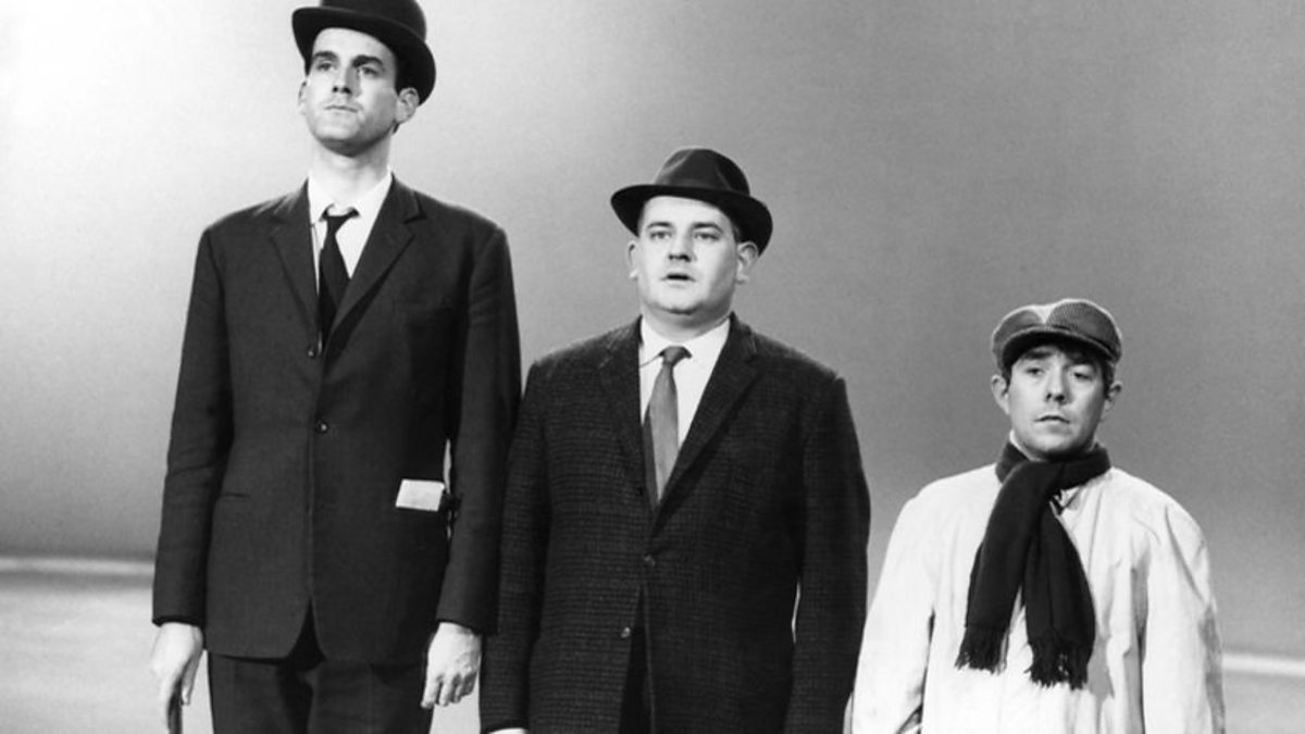 Image result for john cleese ronnie barker ronnie corbett