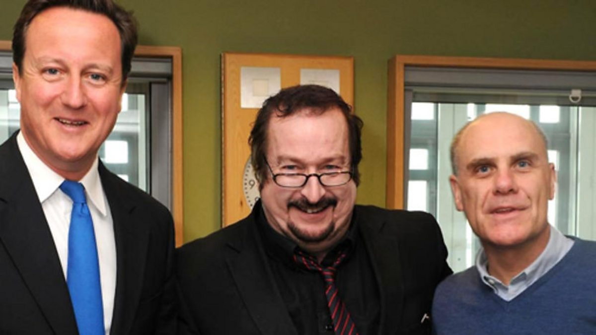 BBC Radio 2 - Steve Wright in the Afternoon, With David