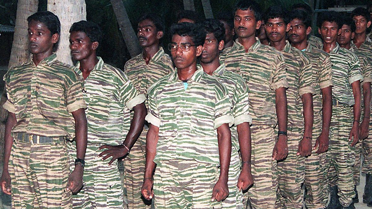 tamil tiger The trial of 13 financiers accused of funnelling more than ch15 million ($153 million) to the sri lankan tamil separatist group liberation tigers.