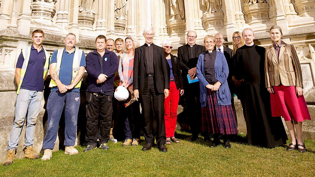 Canterbury cathedral bbc