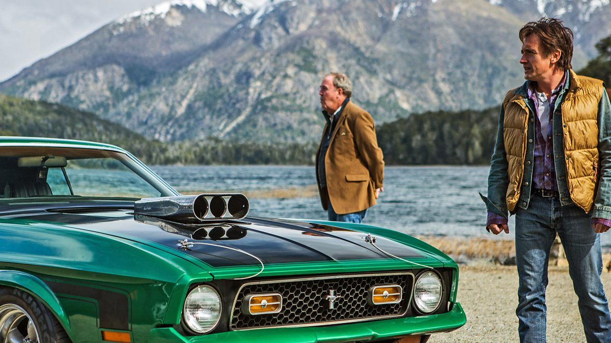 bbc two top gear patagonia special part 1