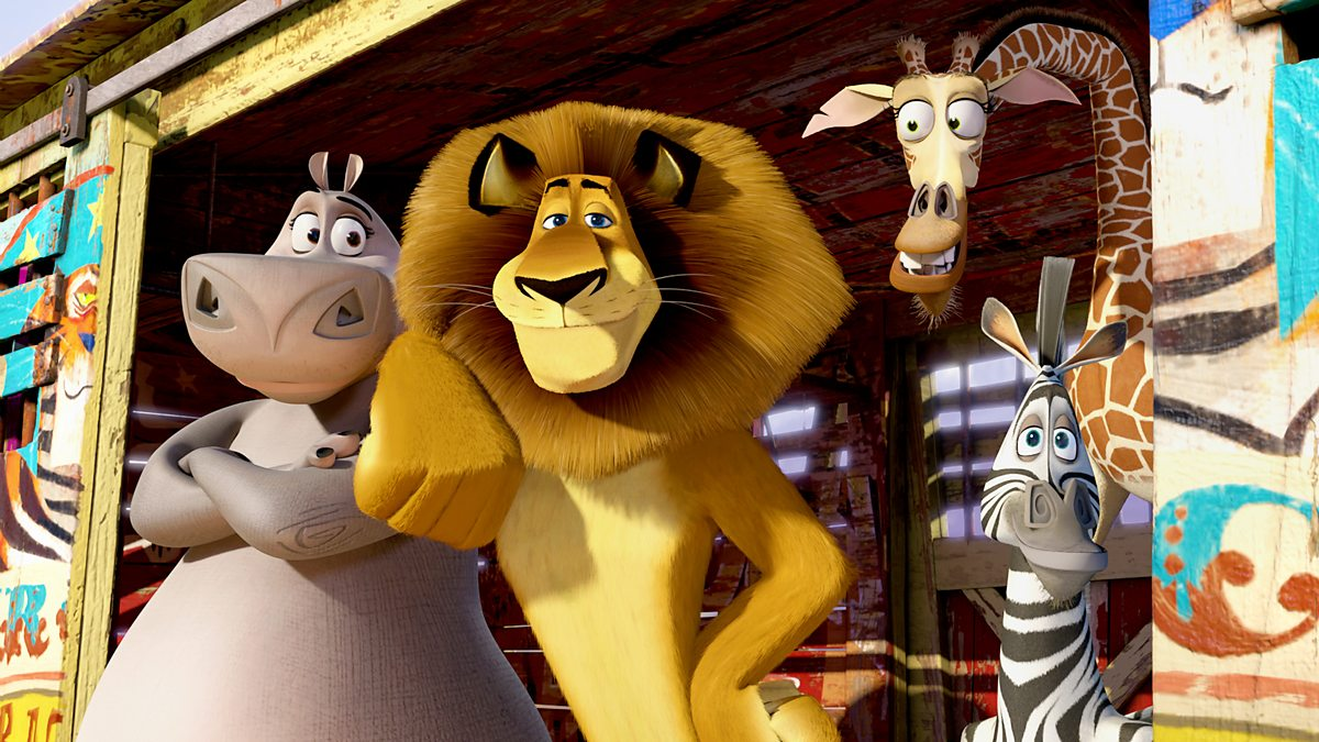 Madagascar 3: Europe's Most Wanted - Episode 29-03-2020