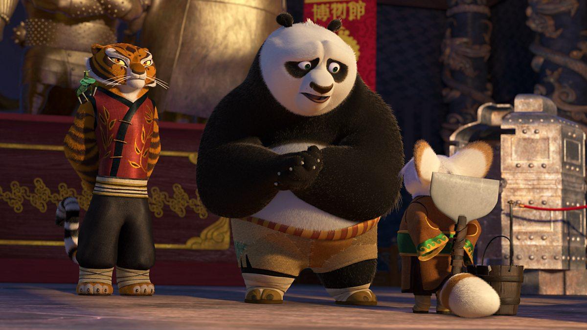 cbbc - kung fu panda: secrets of the masters