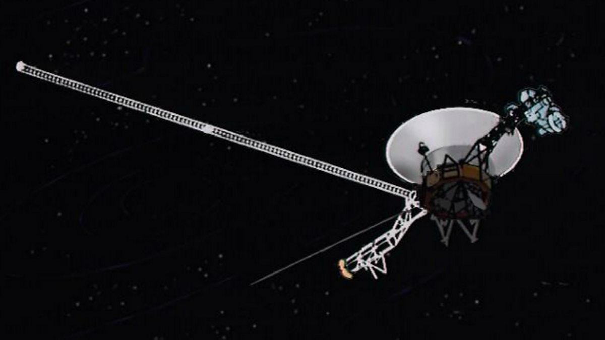 space probe voyager - 1200×675