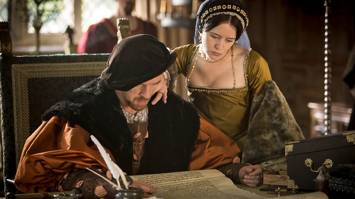 Bbc Two Wolf Hall The Devil S Spit
