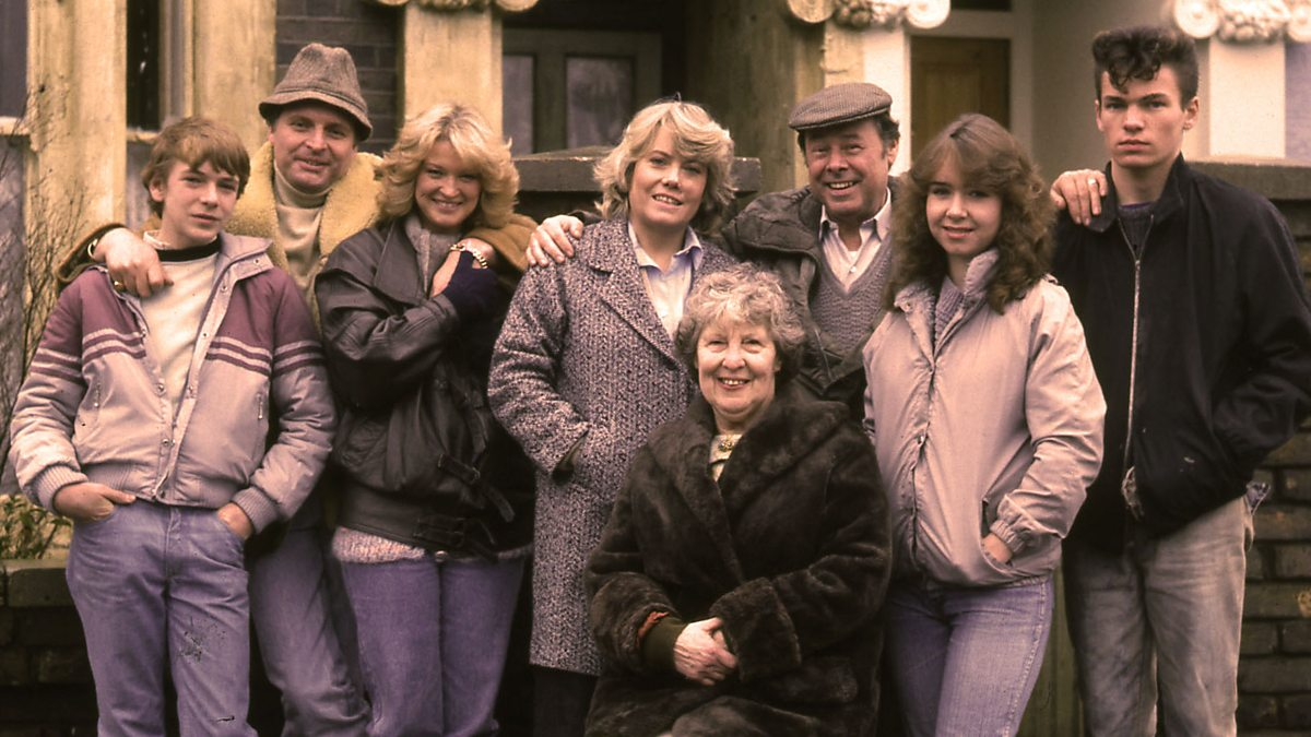 bbc one eastenders episode 1 19 02 1985