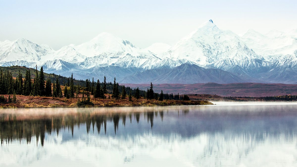 BBC Two Wonder Lake In Denali National Park Alaska
