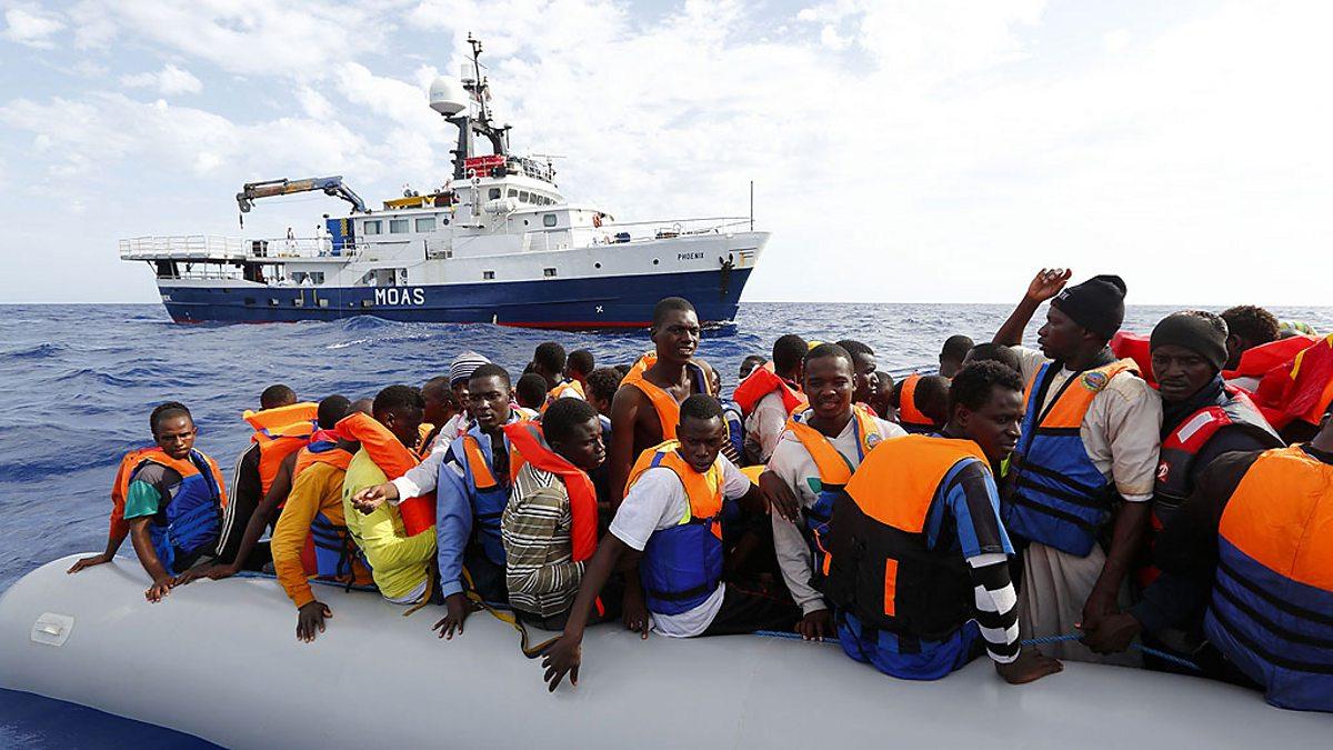 Risultati immagini per migranti ue