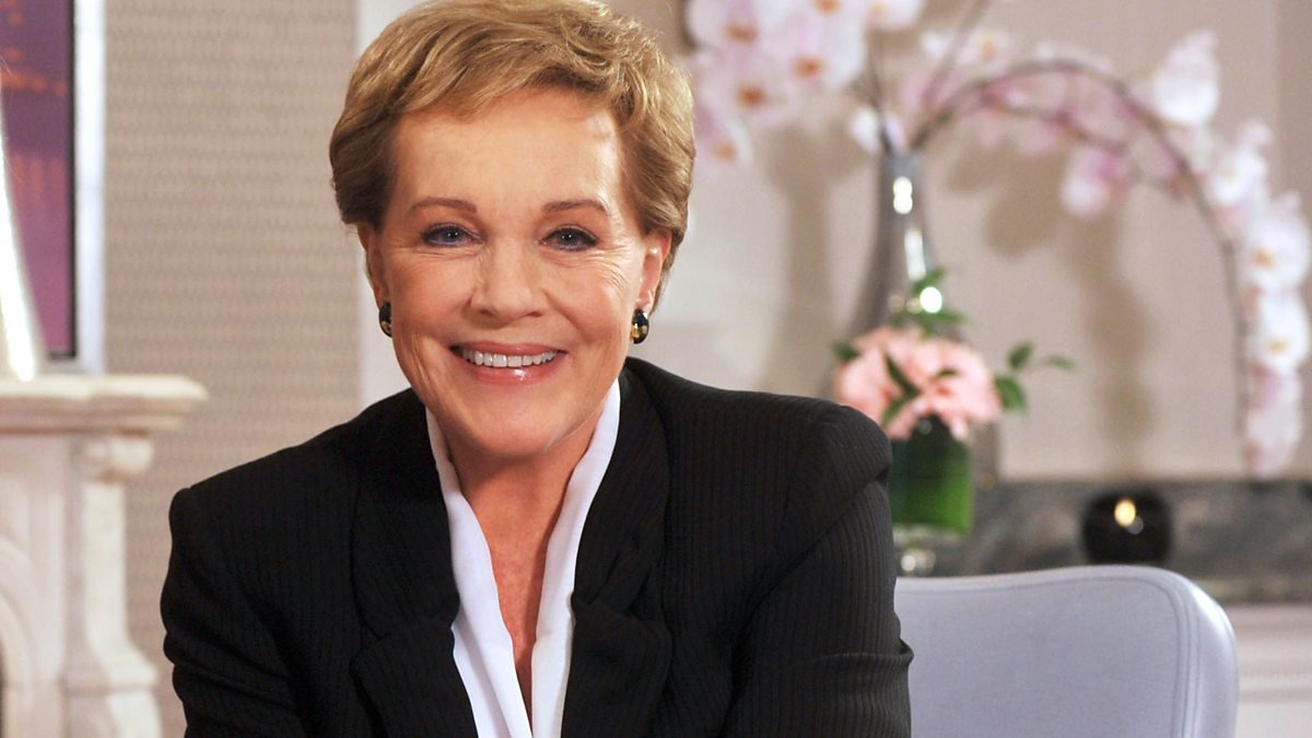 BBC Radio 4 - Woman's Hour, Julie Andrews, Chelsea Clinton