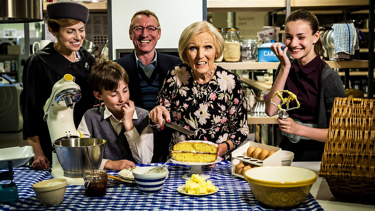 BBC Two Back In Time For Dinner 1950s