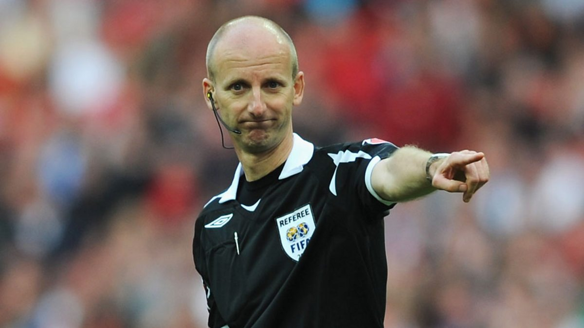 BBC Radio 5 live - In Short, Referees' chief Mike Riley ...