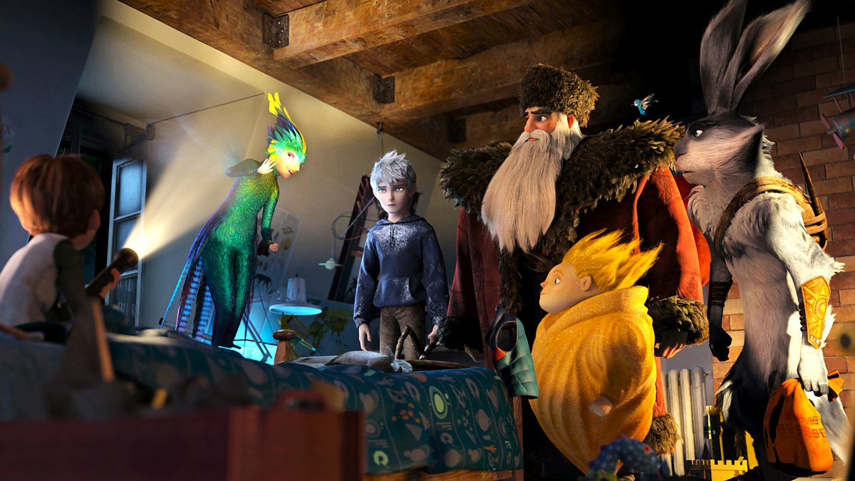 Rise Of The Guardians - Episode 25-12-2019