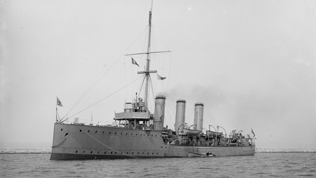 BBC Two - War at Sea: Scotland's Story - The incredible
