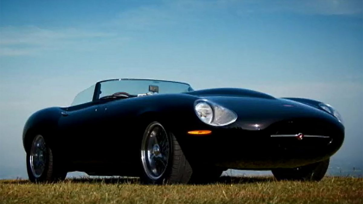 Bbc Two Top Gear Series 17 Episode 1 Jaguar E Type