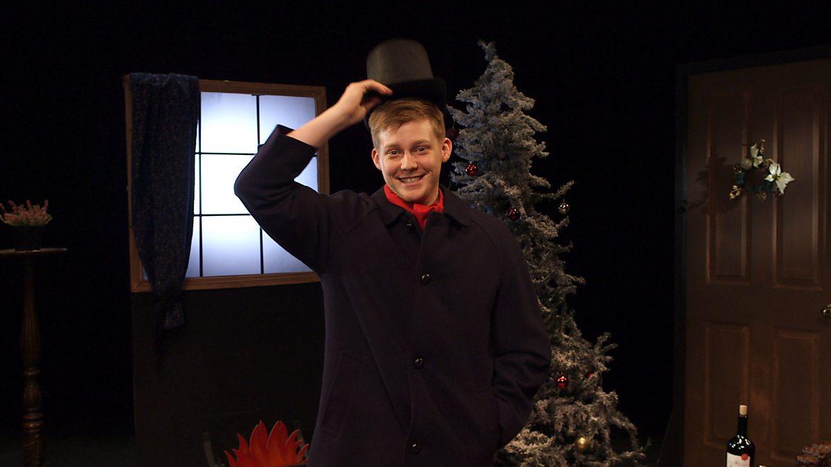 bbc bitesize christmas carol jacob marley