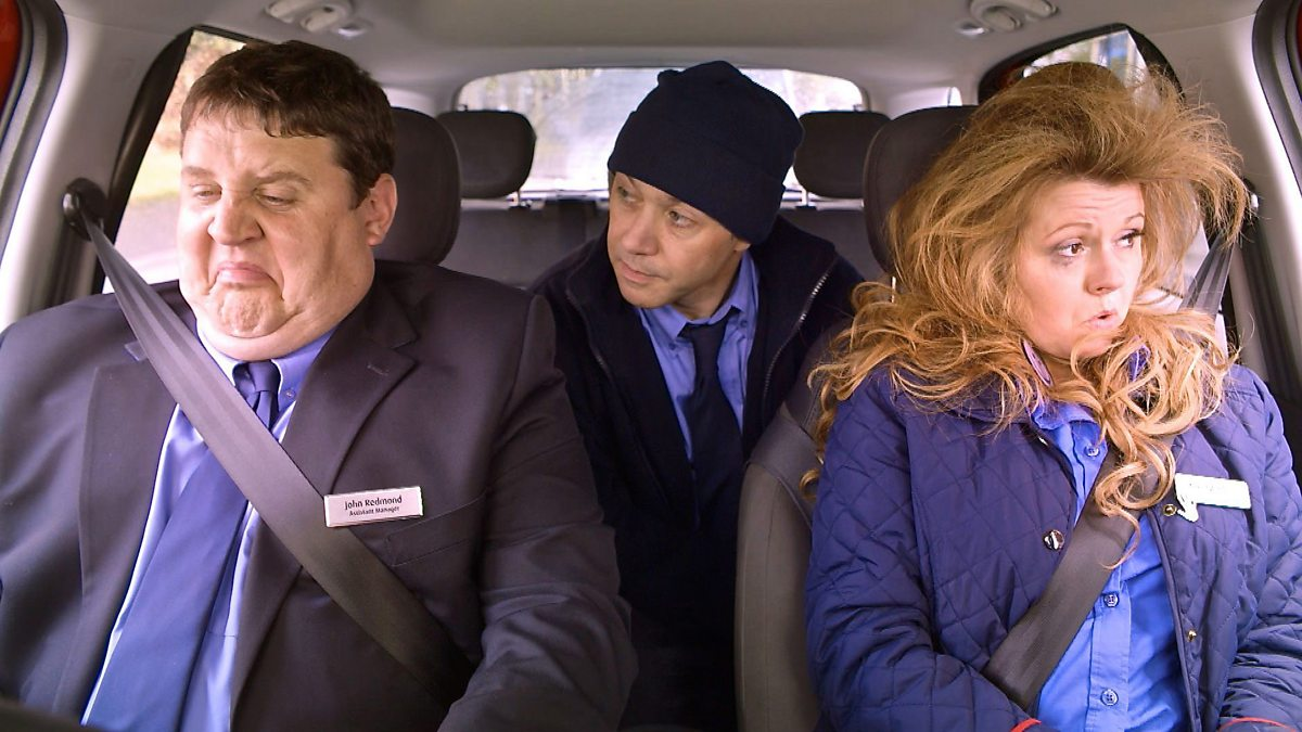 Peter Kay Car Share Series  Episode