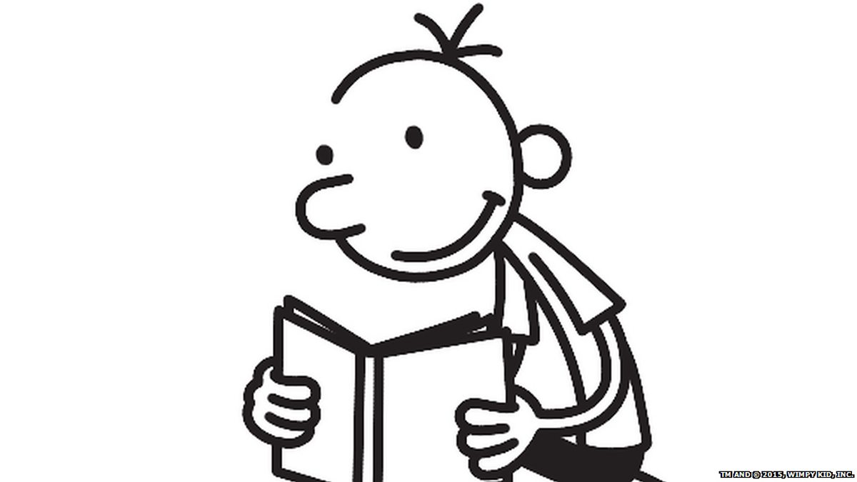 Diary Of A Wimpy Kid Pictures Of The Book Printable