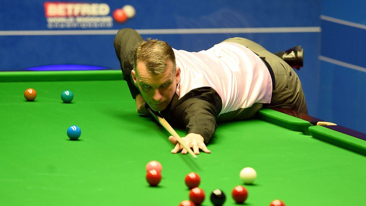 Eurosport 1 Snooker