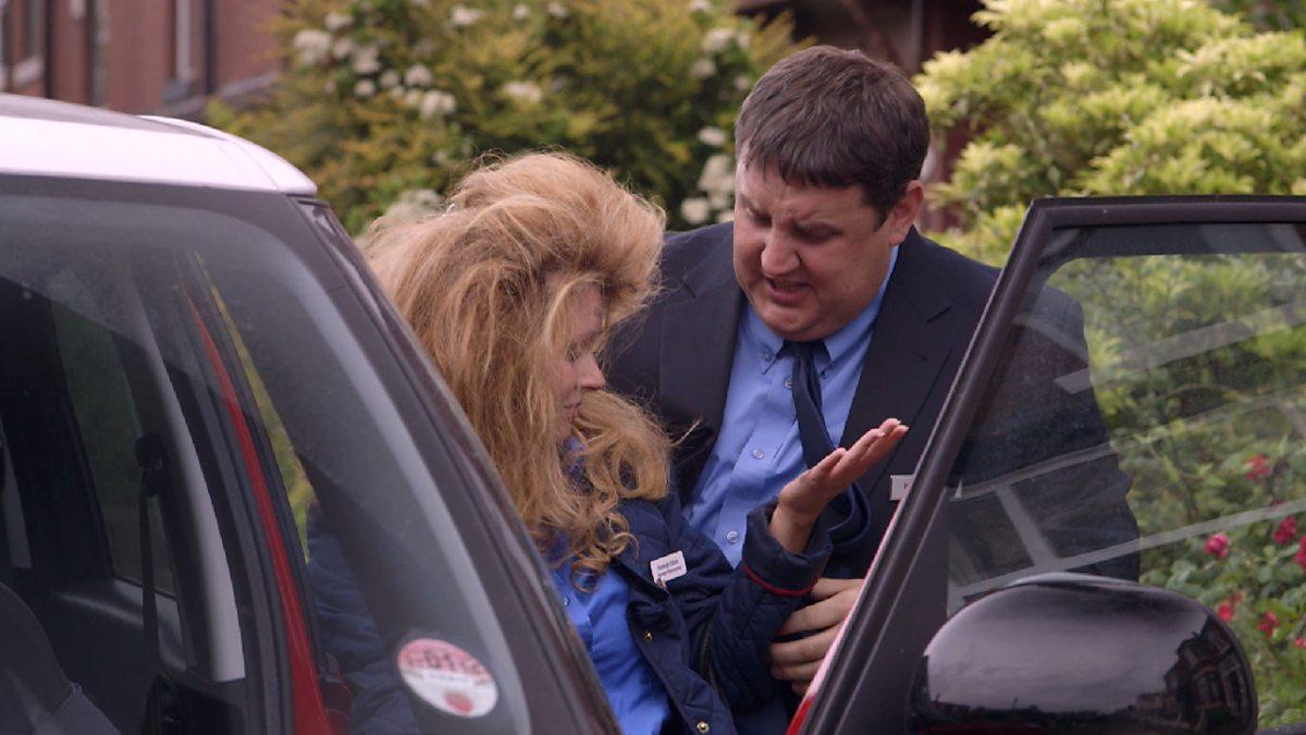 Peter Kay Car Share Series