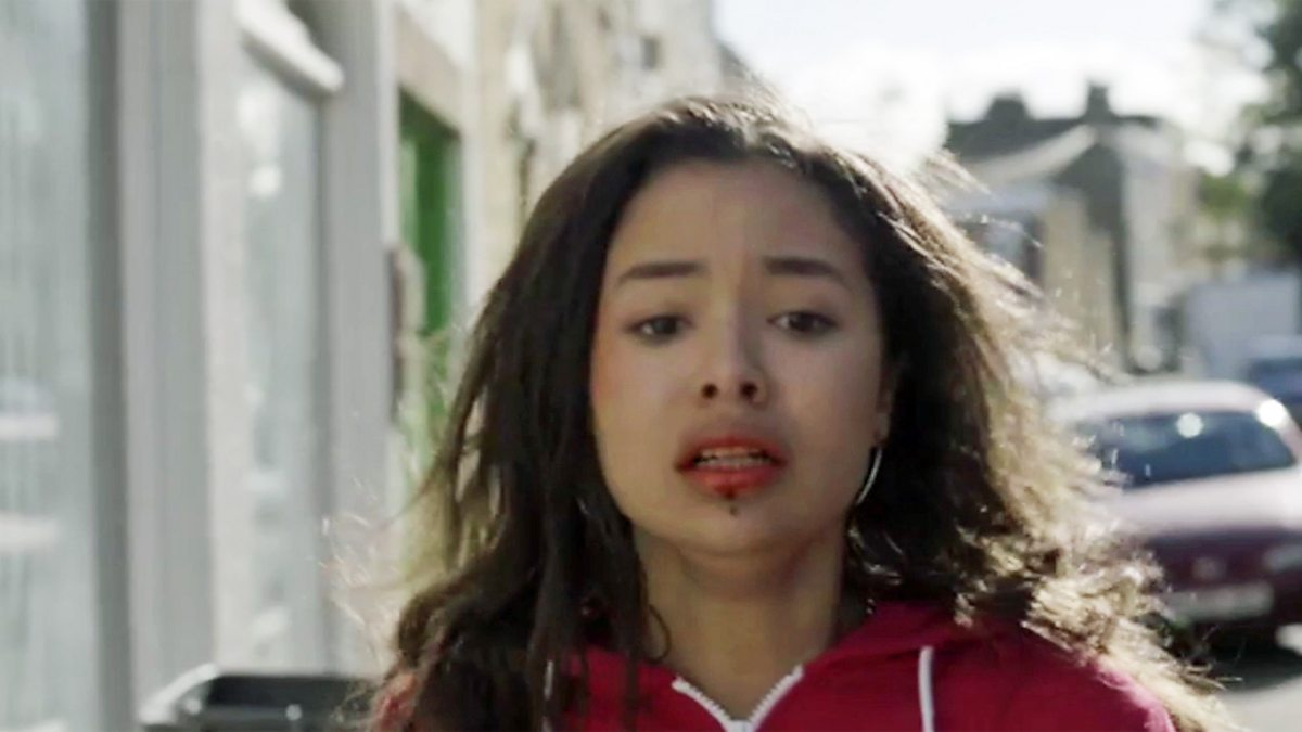 BBC Arts - BBC Arts, Jessica Sula in a scene from Honeytrap