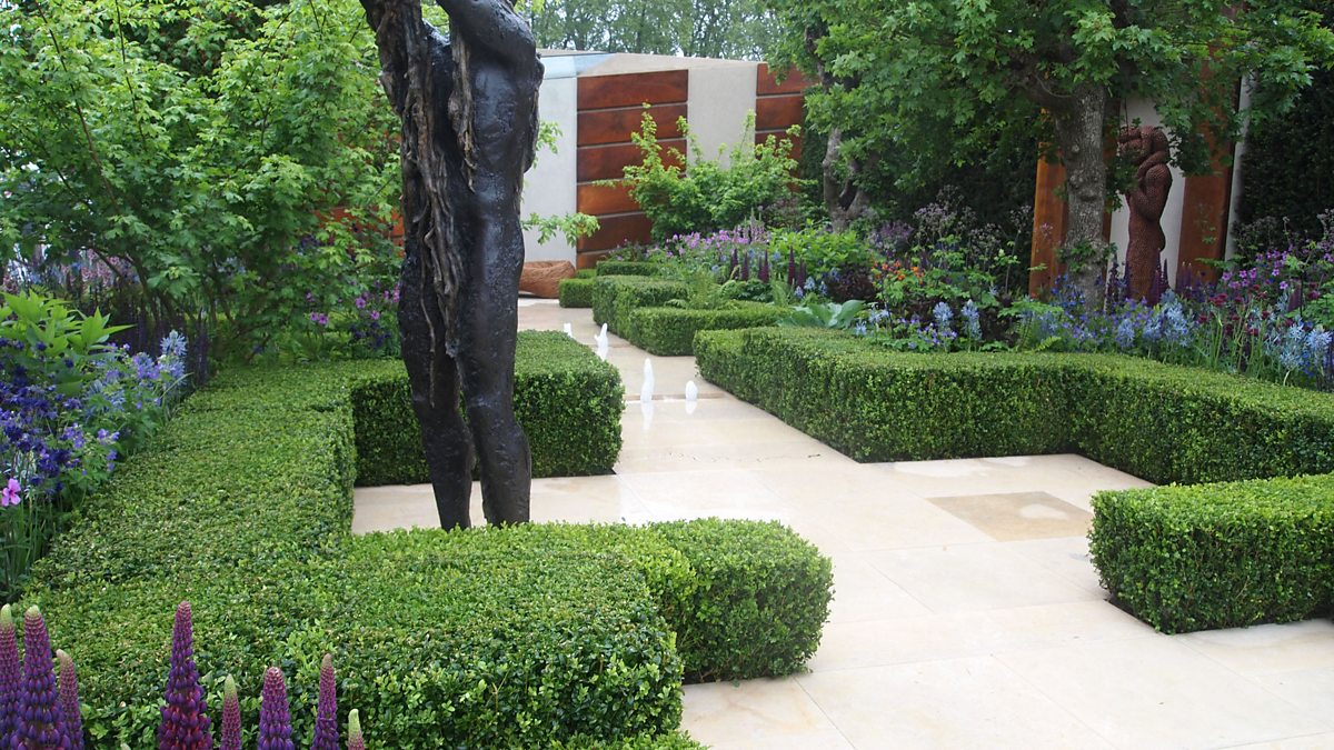 Bbc two morgan stanley healthy cities garden rhs for Bbc garden designs