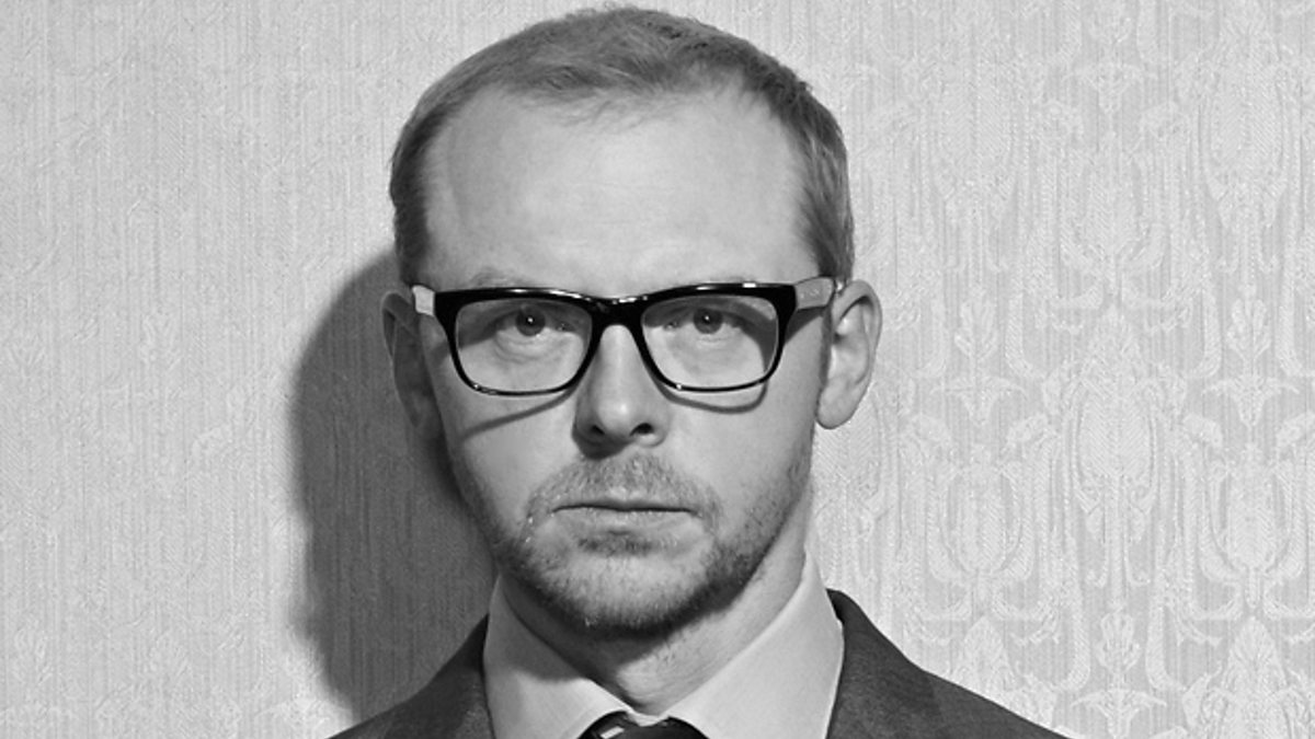 simon pegg undergraduate thesis English actor, writer and comedian simon pegg is the son of a jazz musician father and a civil servant mother his parents divorced when pegg was seven.