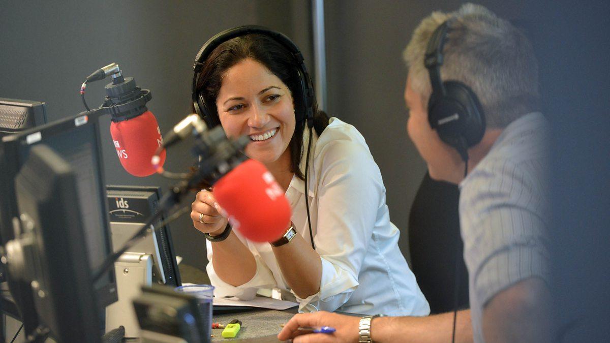 Bbc today programme presenters