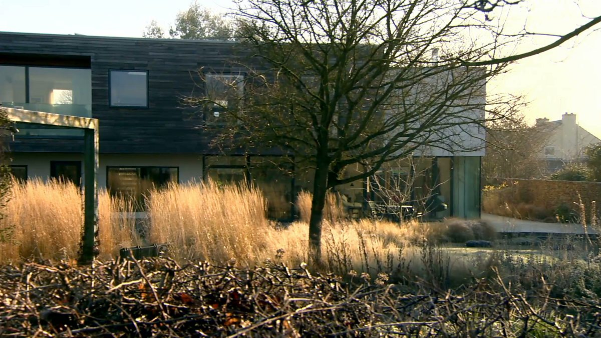 Bbc two the house that 100k built series 2 andrew and for Build a house for 100k
