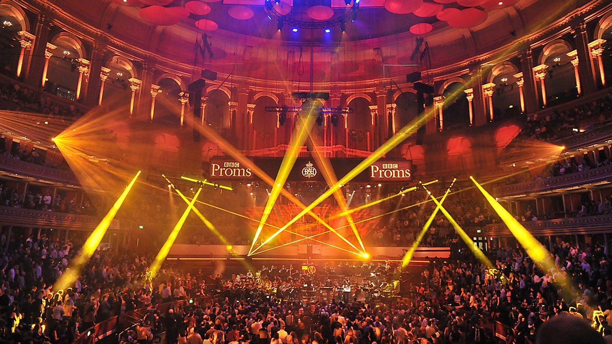 Bbc radio 3 bbc proms 2015 radio 1 ibiza prom for Ibiza house orchestra