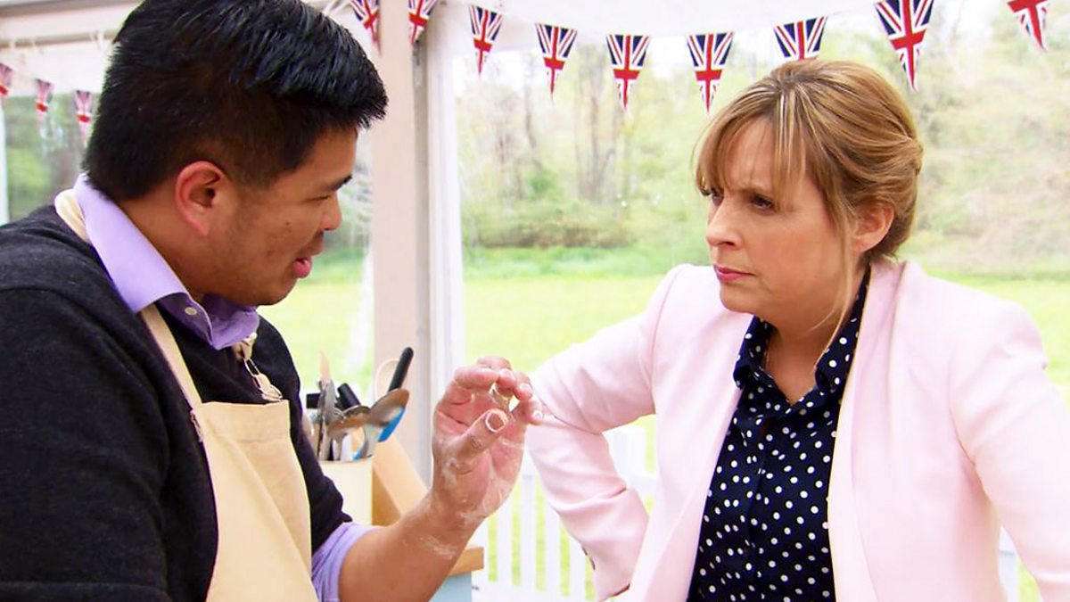 BBC One - The Great British Bake Off, Series 6, Bread ...