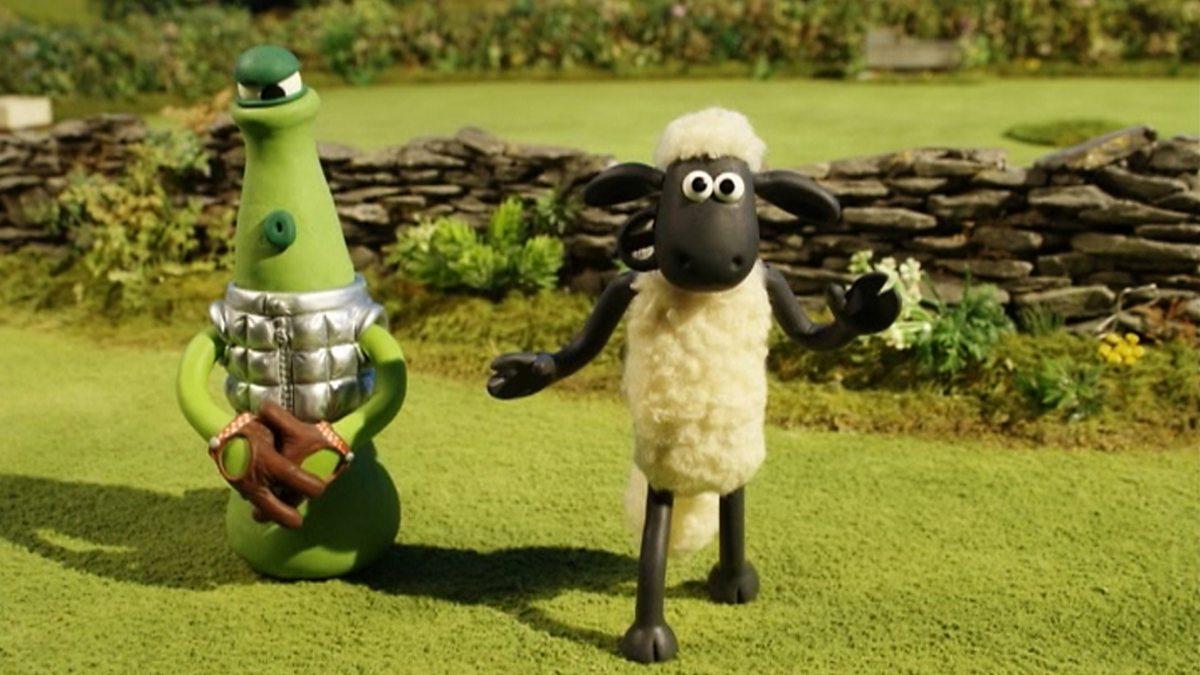 BBC ALBA - Seonaidh/Shaun the Sheep, Series 4, An Alien ...