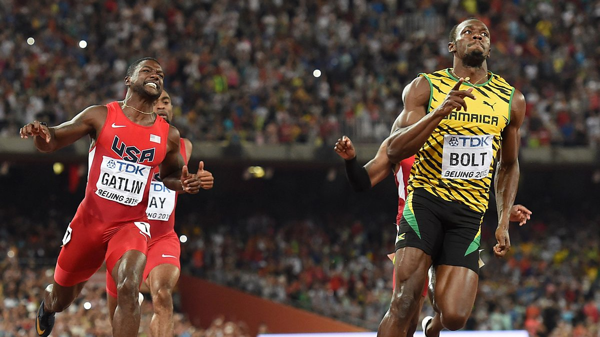 BBC Radio 5 live - In Short, Usain Bolt beats Justin ...
