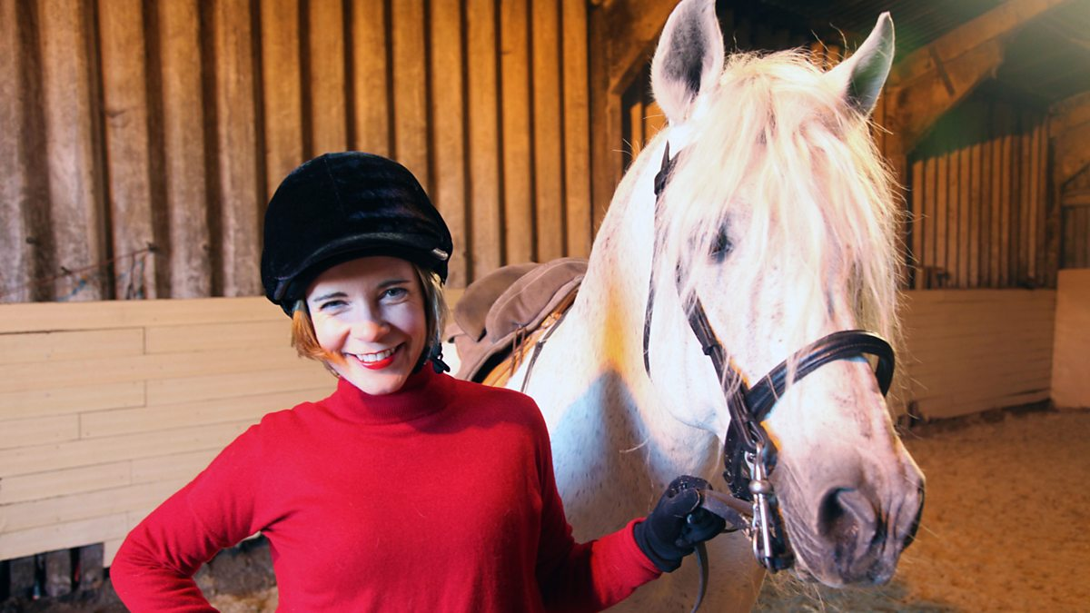 Bbc Four Lucy Worsley S Reins Of Power The Art Of Horse