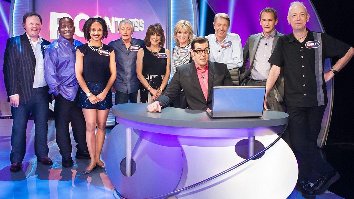 BBC One - Pointless Celebrities, Series 8, Children's TV