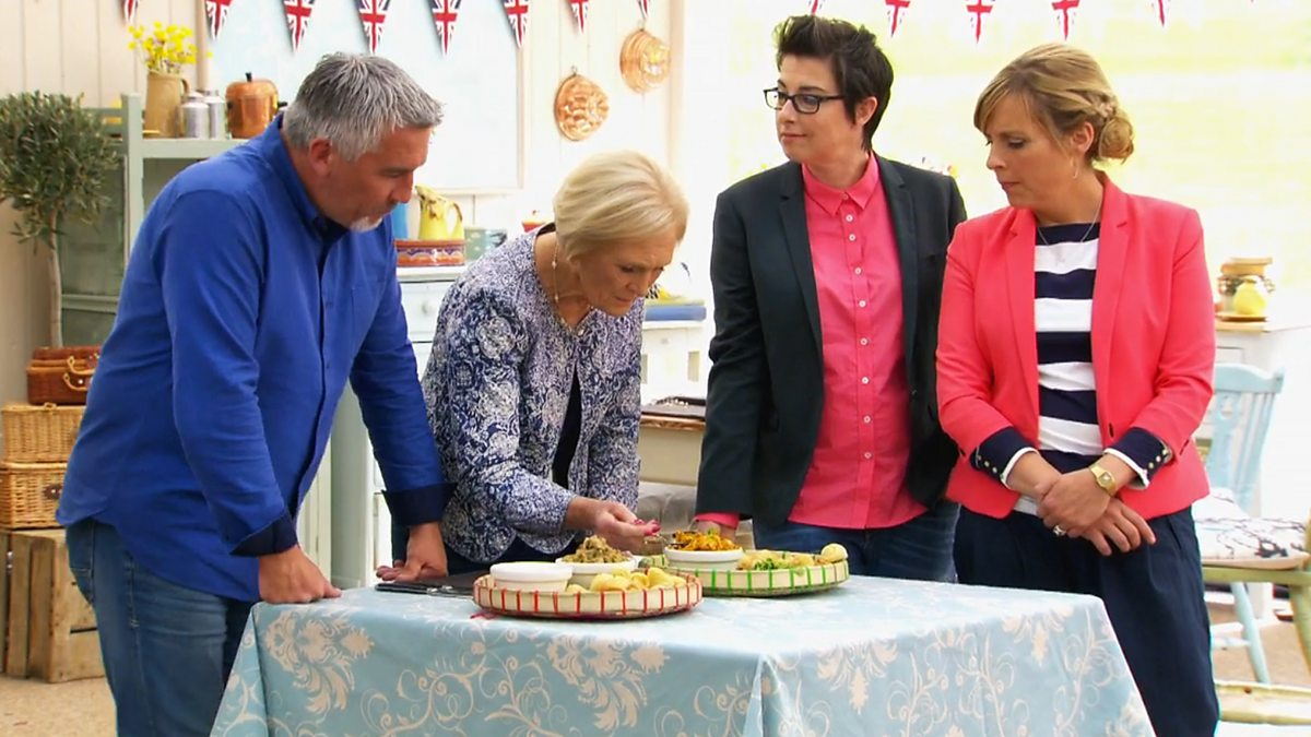 BBC One - The Great British Bake Off, Series 6, Pastry ...