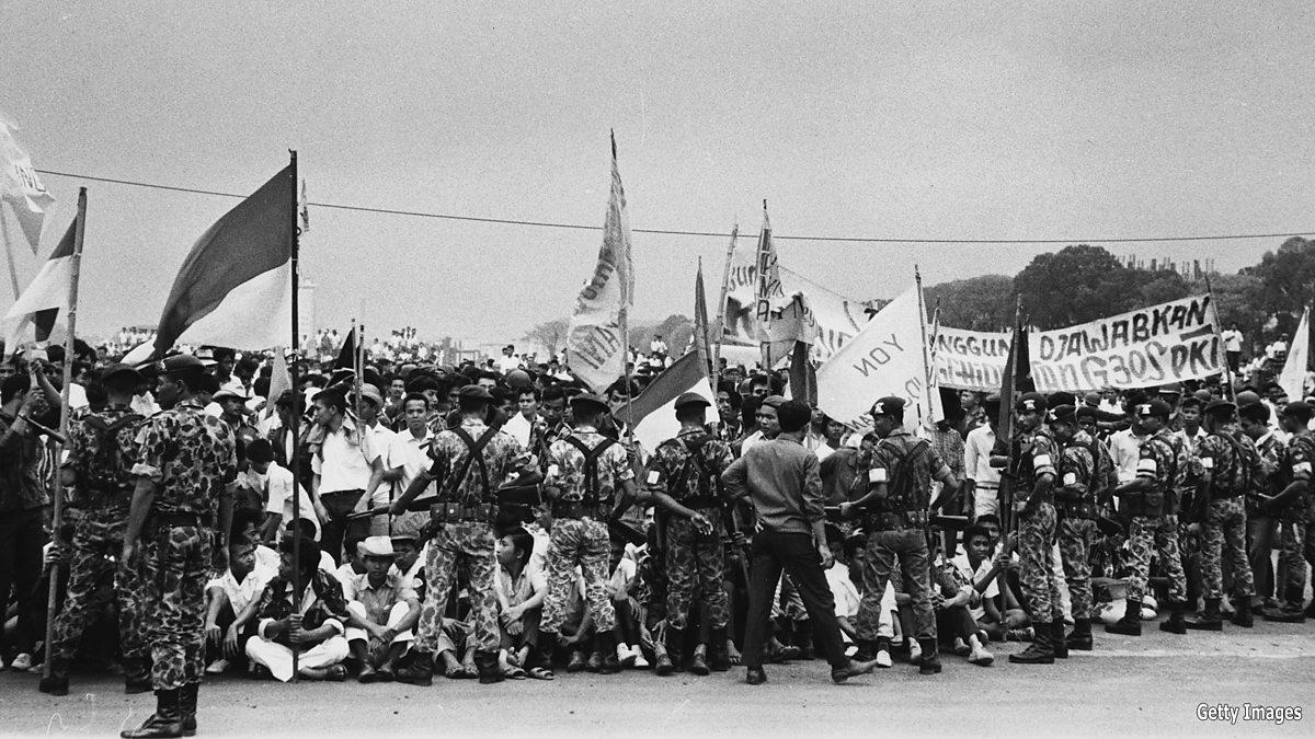 Bbc World Service The Fifth Floor Indonesia S 1965 Anti