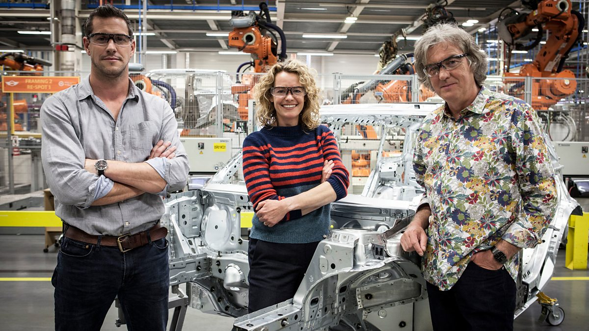BBC Two - Building Cars Live, Episode 1