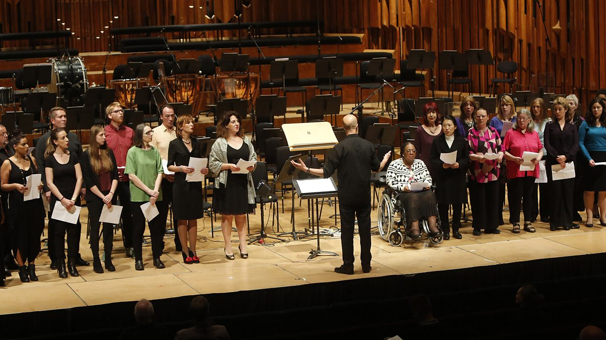 An analysis of the performance of the bbc symphony orchestra
