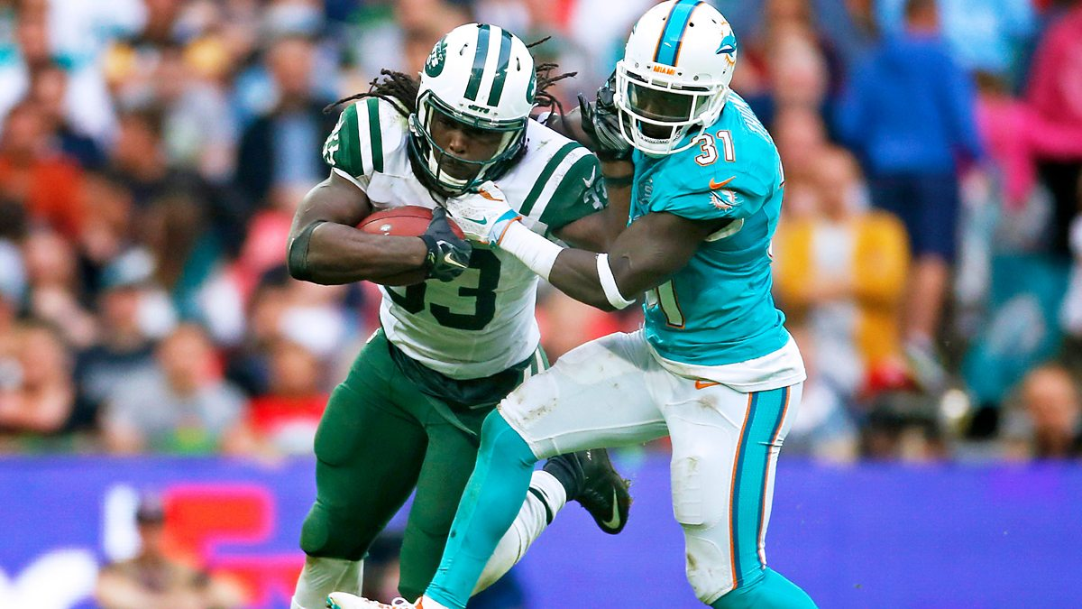 American Football, 2015/16, Miami Dolphins V