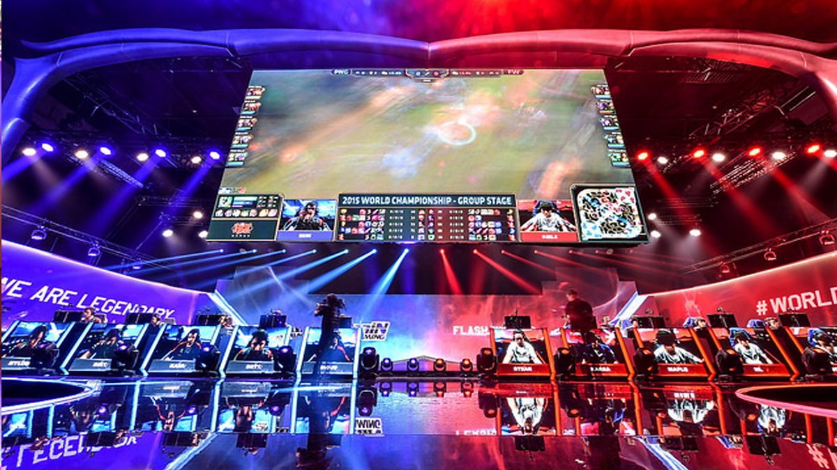 League Of Legends Esport