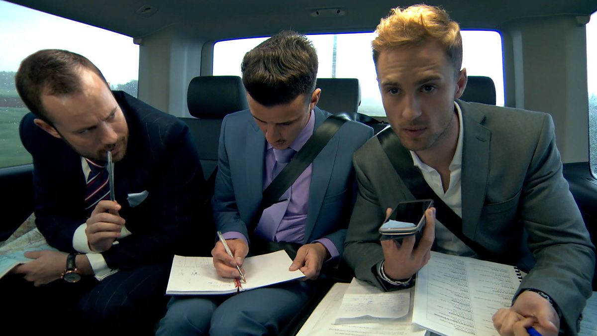 Bbc one the apprentice series 11 cross channel for French farce