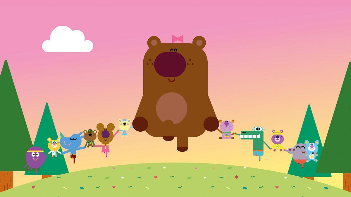 Children S Tv  Bear On An Island