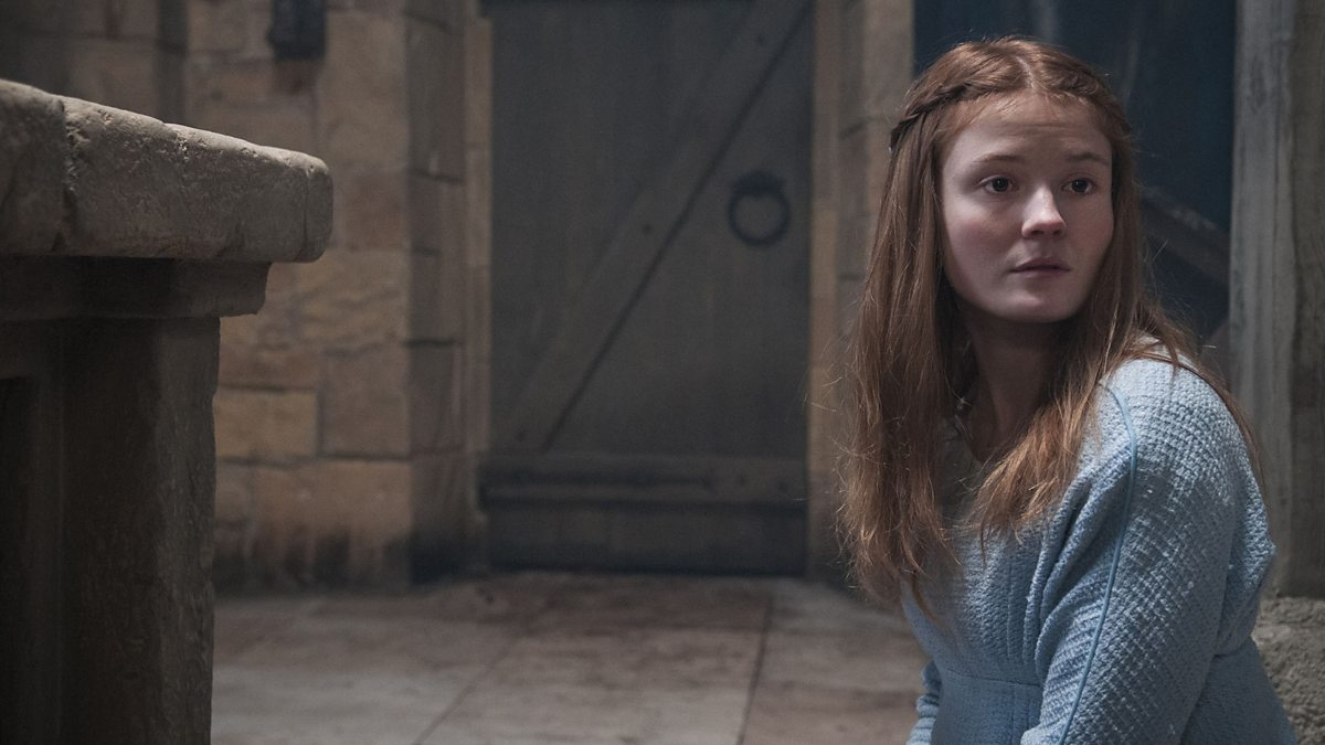 Amy Wren bbc two - the last kingdom, series 1 - mildrith