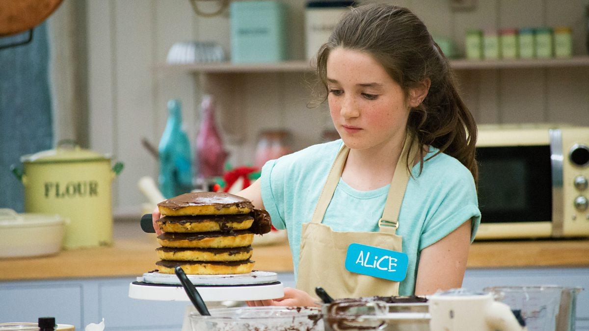 BBC iPlayer - Junior Bake Off - Series 3: Episode 6
