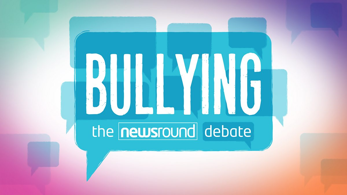 BBC - CBBC - Newsround Specials, Bullying: The Newsround Debate