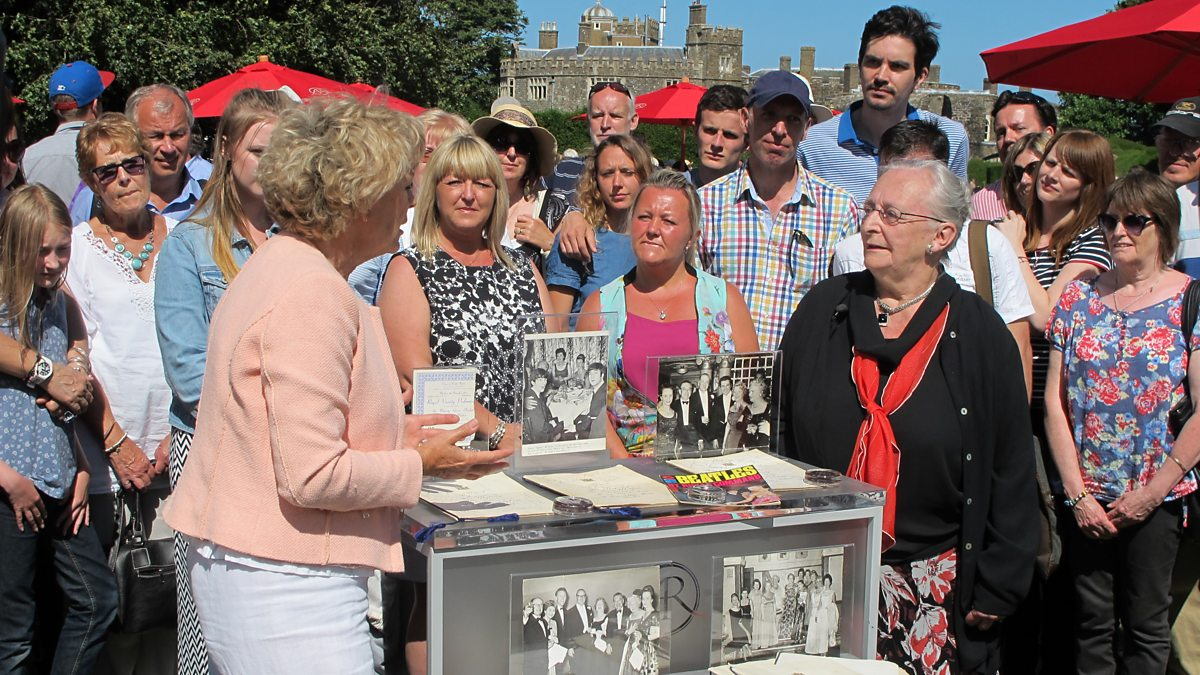 BBC One - Antiques Roadshow, Series 38, Walmer Castle 1 ...